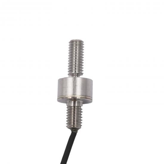 In-line threaded force sensor