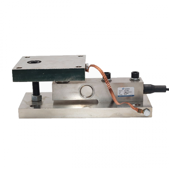 Shear beam load cell mounts