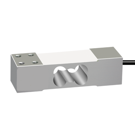Aluminum single point load cell