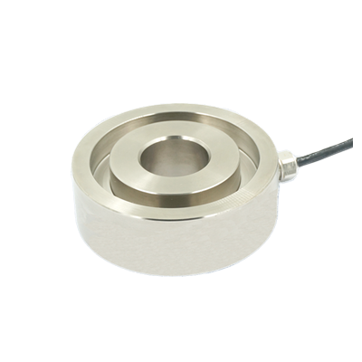 low profile donut load cell