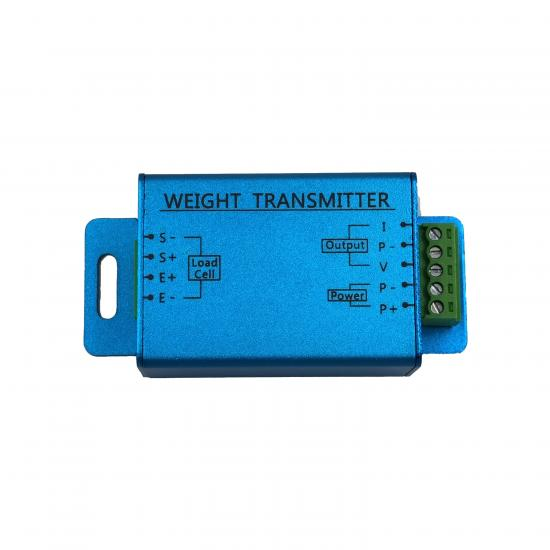 Weight sensor signal transmitter