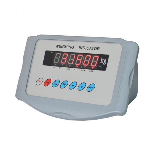 electronic platform scale weight indicator