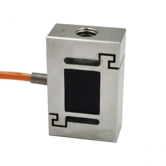 Micro S type load cell overload protection